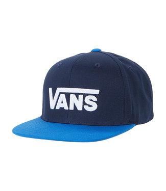 VANS BY DROP V II SNAPBACK | blue