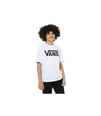 VANS Classic T-shirt | white/black