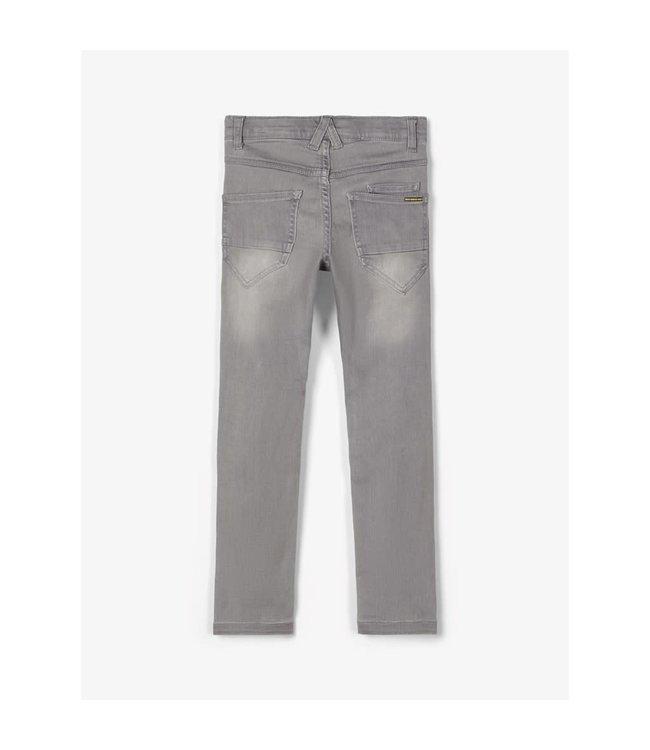 NKMTHEO Skinny jeans 4452 13185226 | light grey