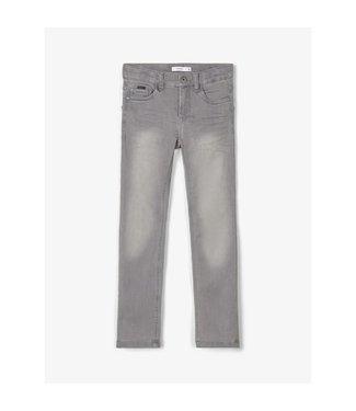 name it NKMTHEO Skinny jeans 4452 13185226 | light grey