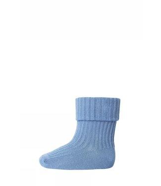 mp Denmark Socks  533 cotton rib | 1469 blue