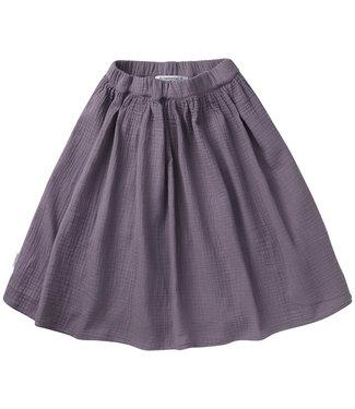 MINGO Muslin Midi Skirt Lavender