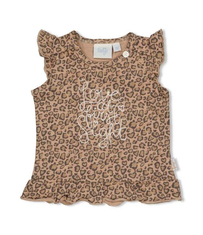 T-shirt AOP 51700650 - zand
