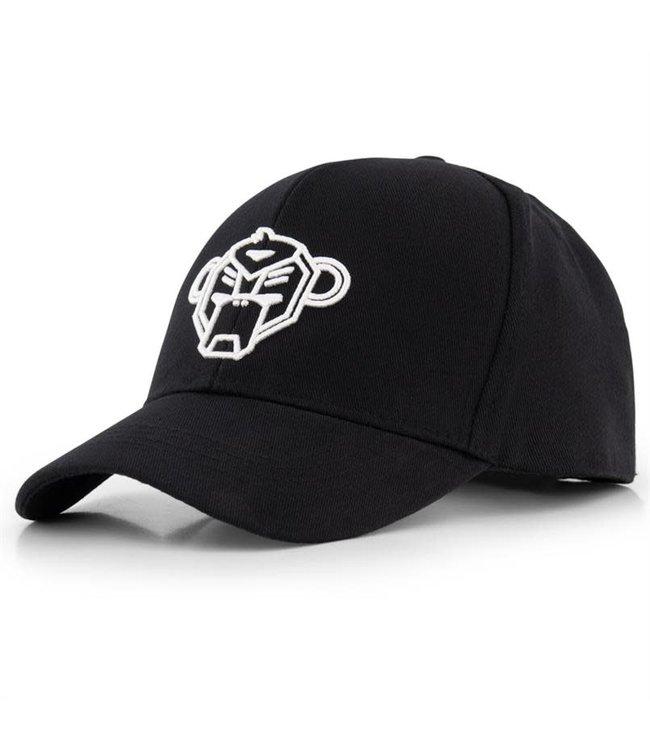 Basic Cap black JRSS21/017 - black