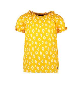 FLO Woven top 103-5120 - Sunflower