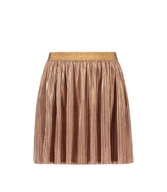 FLO Plisse skirt 103-5711 - rose gold