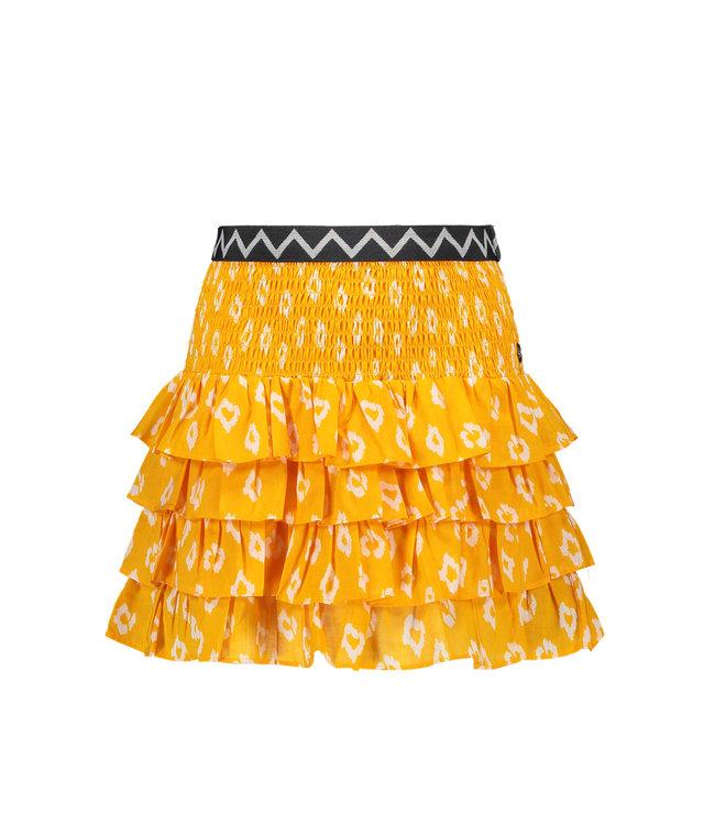 Smock skirt 103-5720 - sunflower