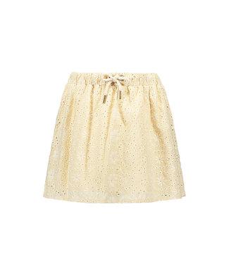 FLO Broidery skirt 103-5730 - sand