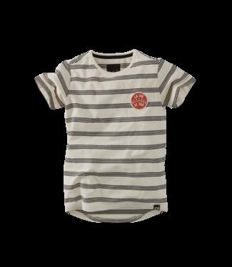 Z8 Pijke T-shirt - Cococream/Beasty black
