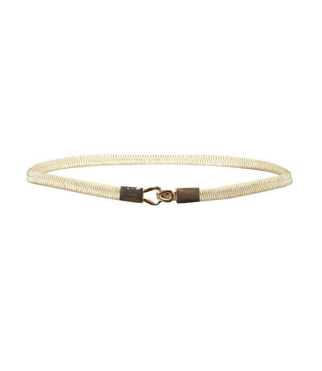 Belt FL21501 Gold Buckle