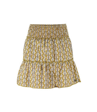Frankie&Liberty Sima Skirt - olive birds