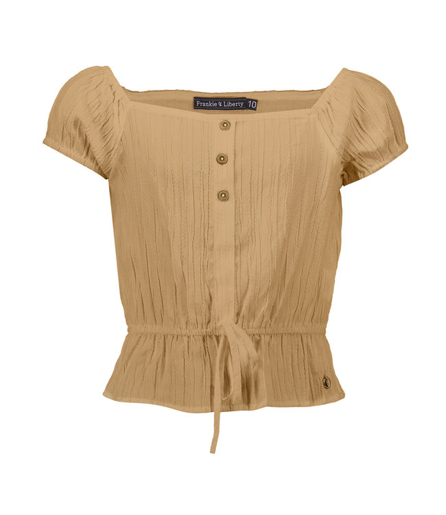Stacey Blouse - honey