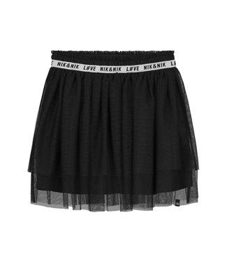 NIK & NIK Iris Love Skirt 3063 - black