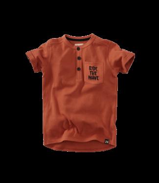 Z8 Tinko T-shirt - Bombay brown