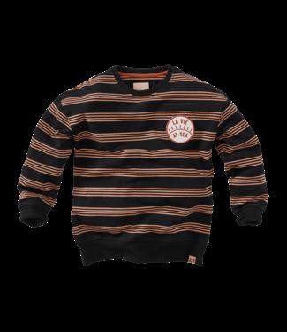 Z8 Lou Sweater - Beasty black/Stripes