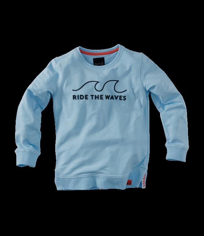 Noxx Sweater - Blue ice