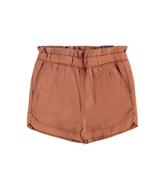 name it NMFBECKY Shorts 13186603 - Umber