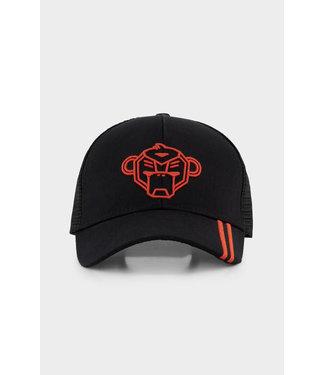 BLACK BANANAS Unity Truckerhat JRSS21/033 - Red