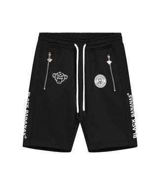 BLACK BANANAS F.C. Basic ShortJRSS21/028 - black