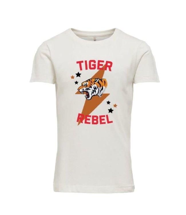 KONVERONICA T-shirt 15226687 white