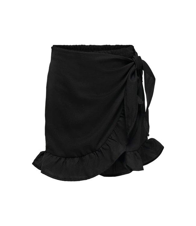 KONLINO Wrap skirt 15232793 Black