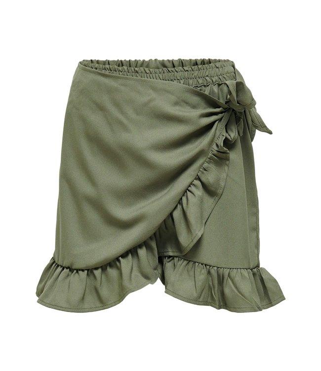 KONLINO Wrap skirt 15232793 Kalamata