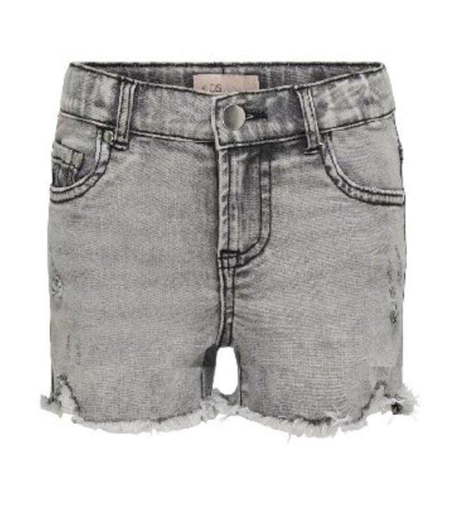 KONBLUSH Dnm shorts 15232812 Grey Denim