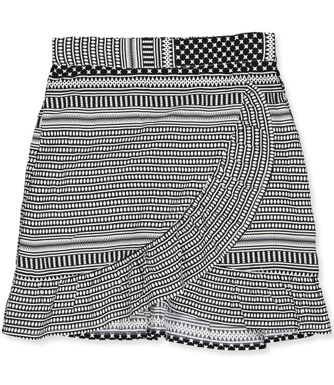 KONELLA Wrap skirt 15211619 black