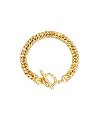 Armband Dublin - goud