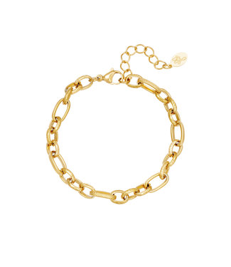 Armband Lemming Small - goud