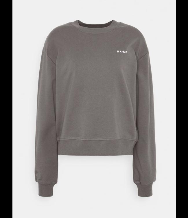 Logo sweater 1044-000118 - grey