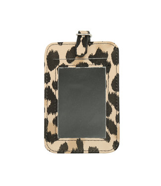 Suitcase tag Travel in style