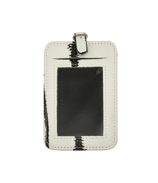 Suitcase tag Marble