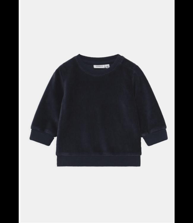 NBMTOMON Sweatshirt 13186285 - Dark Sapphire