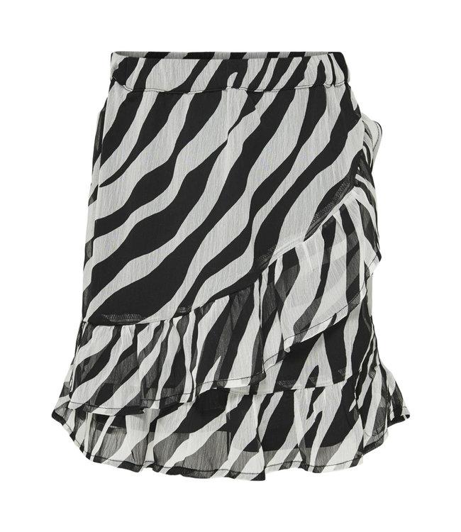 KONDUT Wrap skirt 15230633 - zebra
