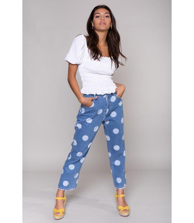 Bo Dots Boyfriend Jeans 10253