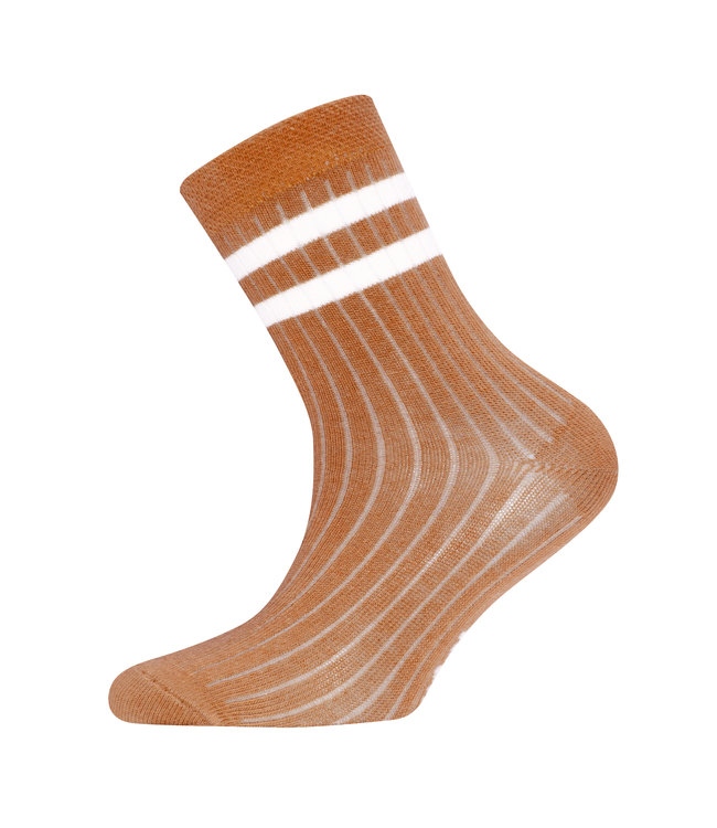 Ankle socks 201230 - 1319 toffee