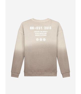 NIK & NIK Rozzy Sweater 8705 - Grey Beige