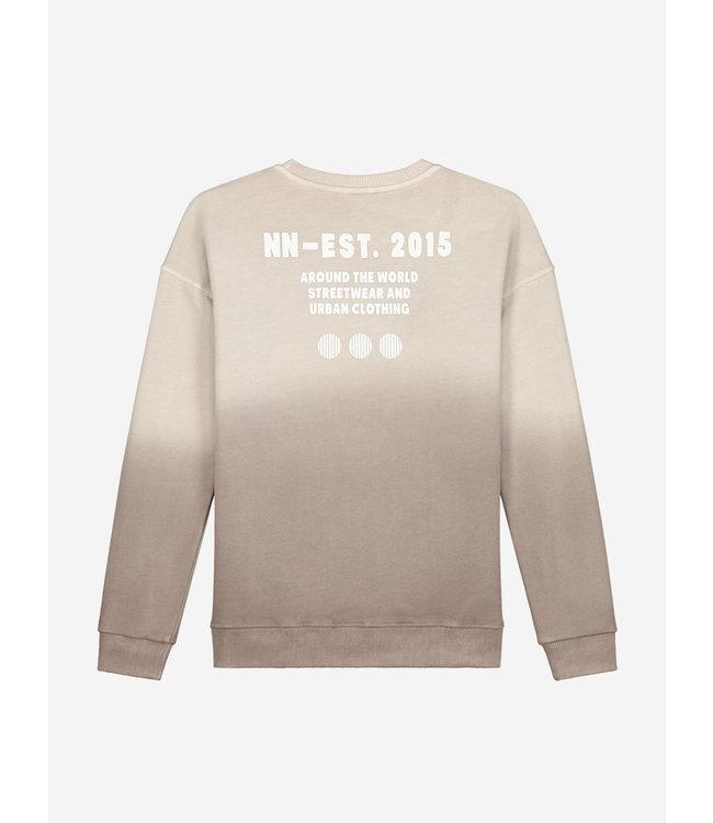 Rozzy Sweater 8705 - Grey Beige