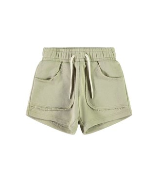 Lil Atelier NMMSILONDON Shorts 13192123 - Sage