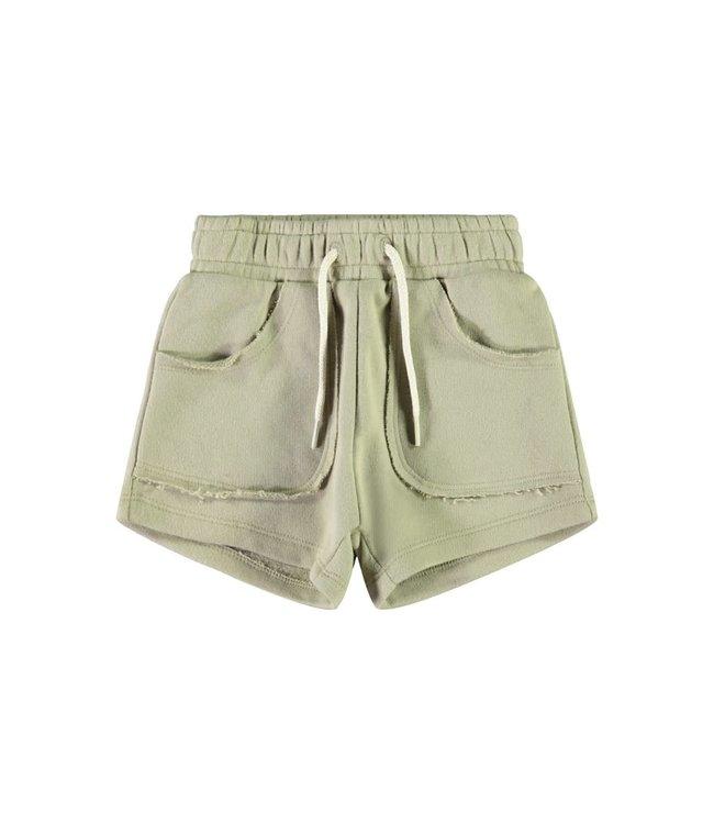 NMMSILONDON Shorts 13192123 - Sage