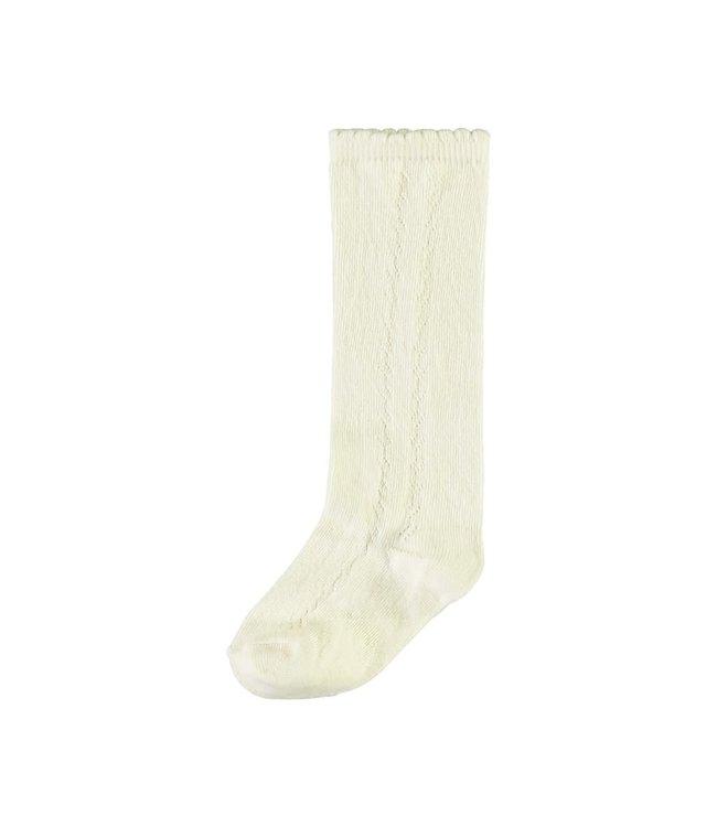 NMFSOLAIMA Knee sock 13192213 - turtledove