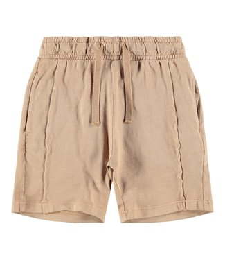 Lil Atelier NMMSAGE Shorts 13192113 - Tobacco