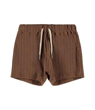 Lil Atelier NMMSIXTEN Shorts 13192115 - Partridge