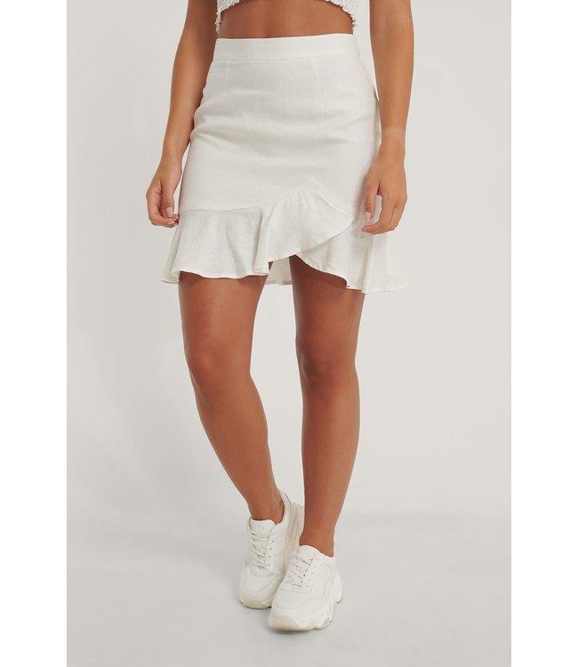 Bottom flounce skirt 006807
