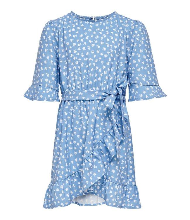 KONSISSE wrap dress 15238004 - allure