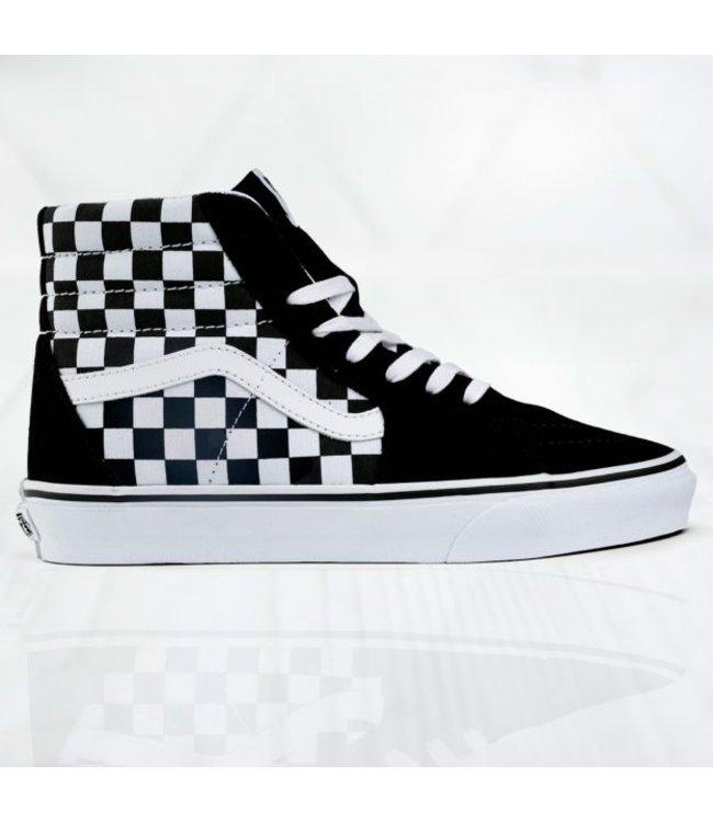 UA SK8-HI VN0A32QGHRK1 checkerboard