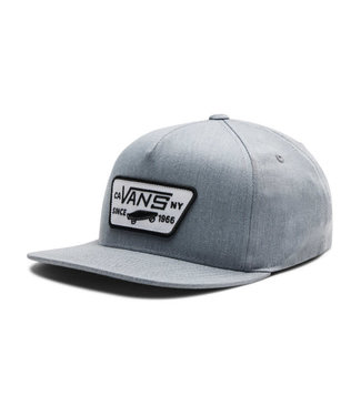 VANS Patch Snapback VN000U8GHTG1 | grey