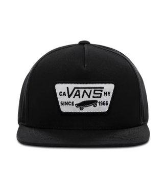 VANS Patch Snapback VN000U8G9RJ1 | black