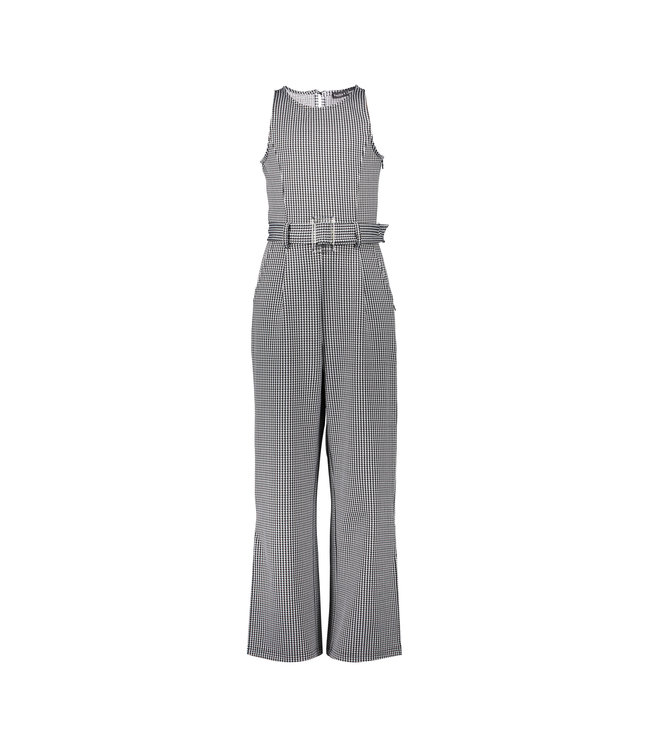 Sterre Jumpsuit - houndstooth